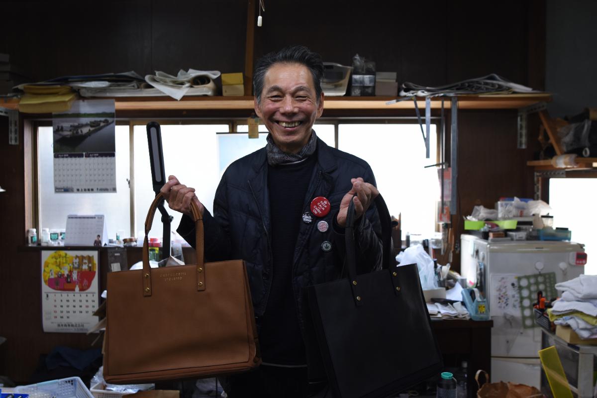 クラウドファンディングで東京の職人を応援しています